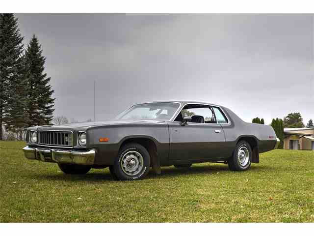 1975 Plymouth Road Runner   1039776