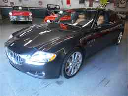 Picture of '09 Quattroporte located in California Offered by Checkered Flag Classic Inc. - MAAV