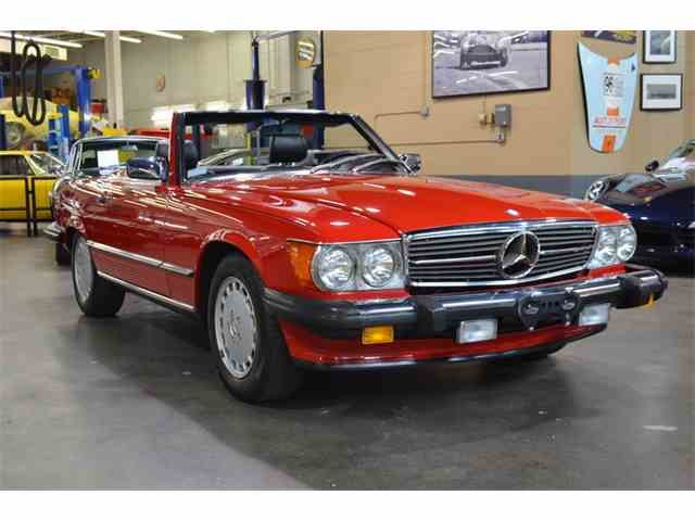 1988 Mercedes-Benz 560SL | 1039786