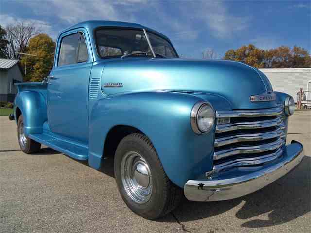 1951 Chevrolet 3100 | 1039790