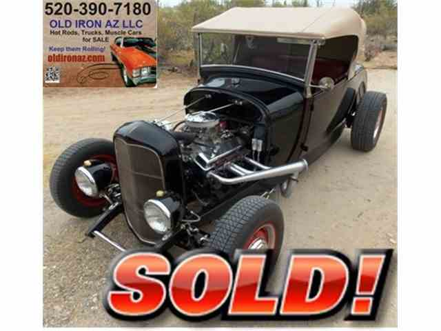 Picture of Classic '29 Ford Roadster - $39,900.00 Offered by Old Iron AZ LLC - MABI