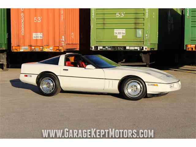 Picture of 1987 Corvette located in Grand Rapids Michigan Offered by Garage Kept Motors - MABO