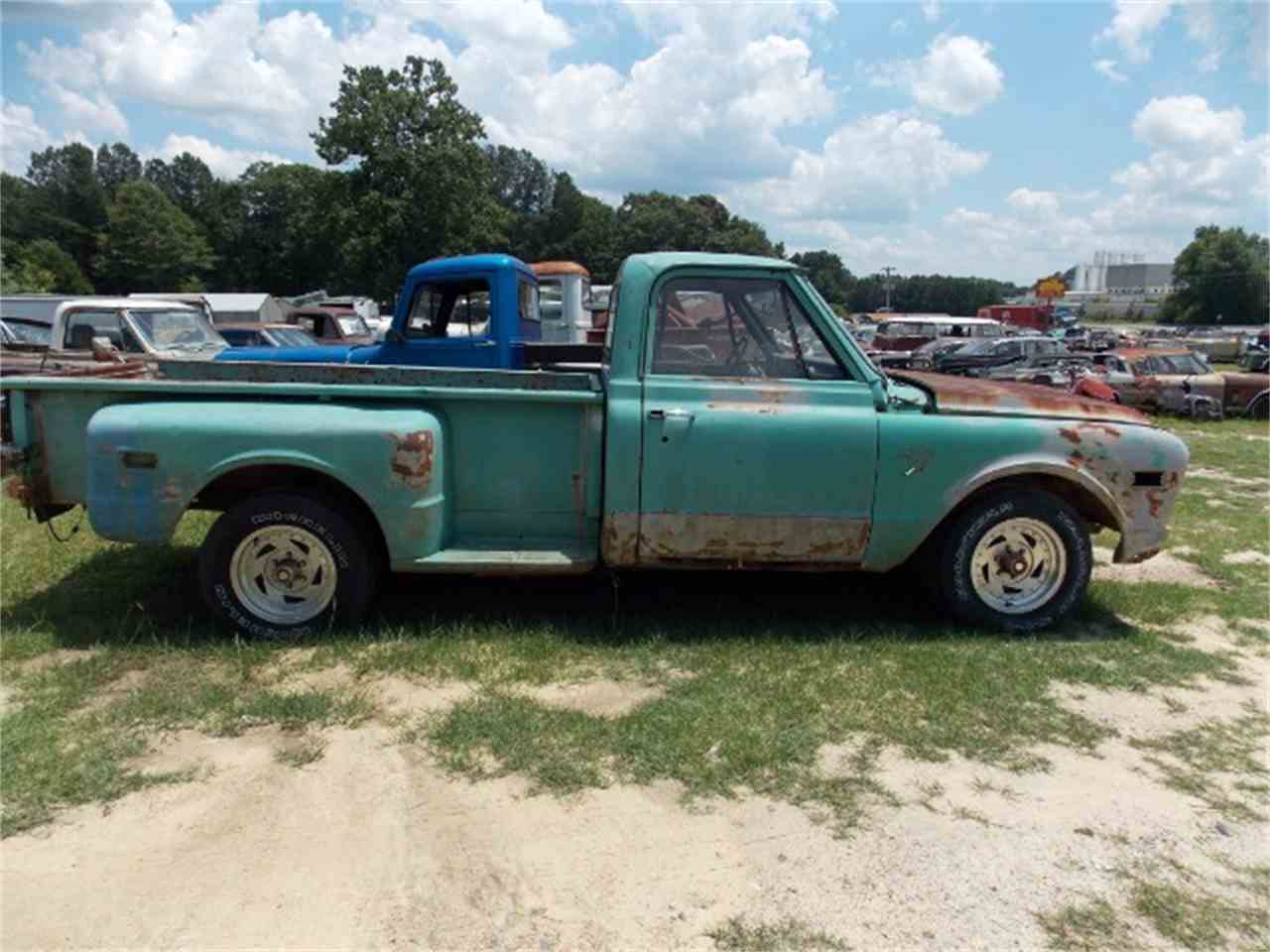 Large Picture of '68 C10 - MABS