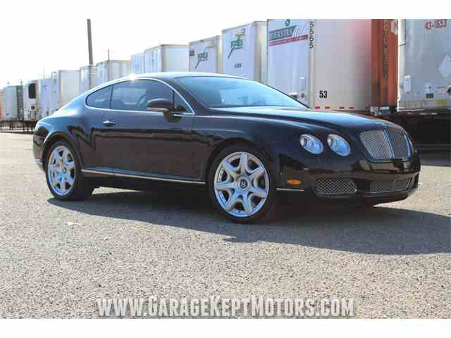 2006 Bentley Continental | 1039817