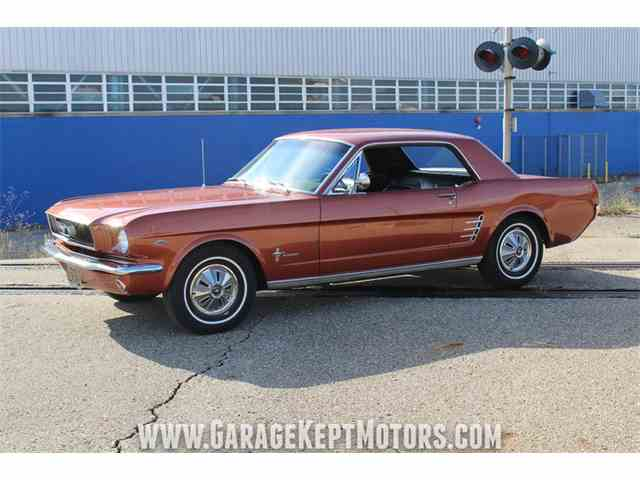 1966 Ford Mustang | 1039820