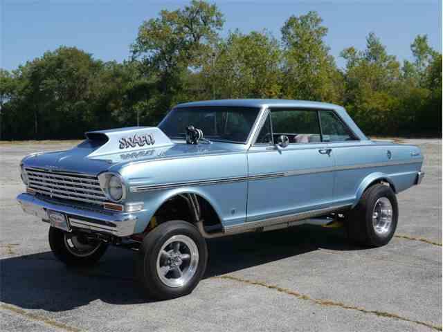 1963 Chevrolet Nova II | 1039829
