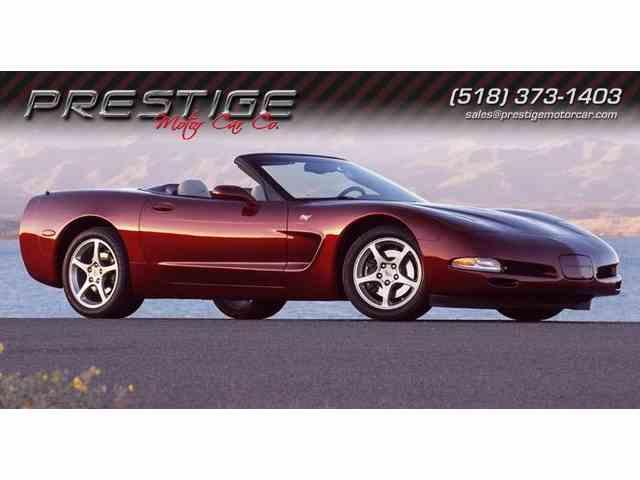 2003 Chevrolet Corvette | 1030983