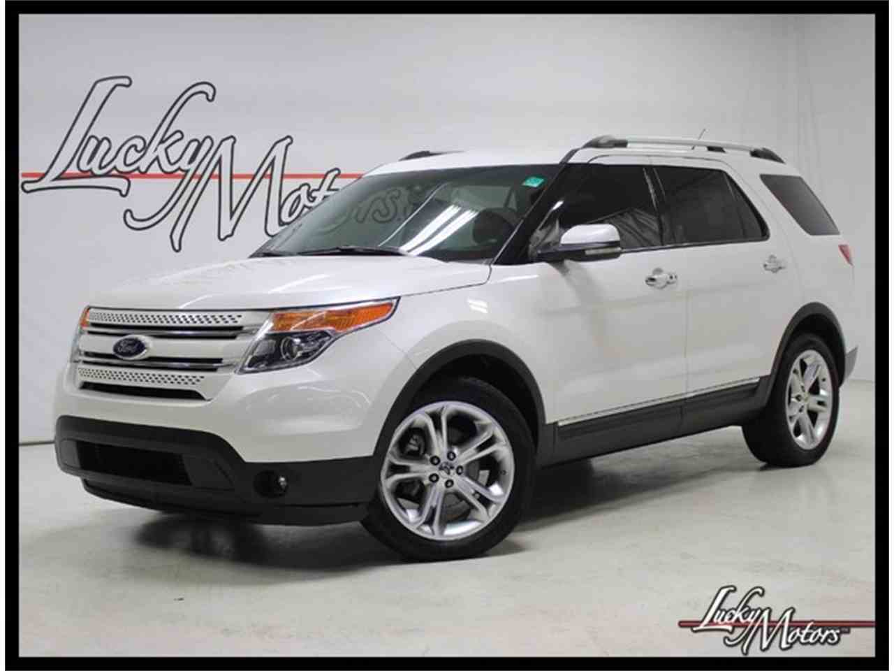 2011 Ford Explorer for Sale - CC-1039843