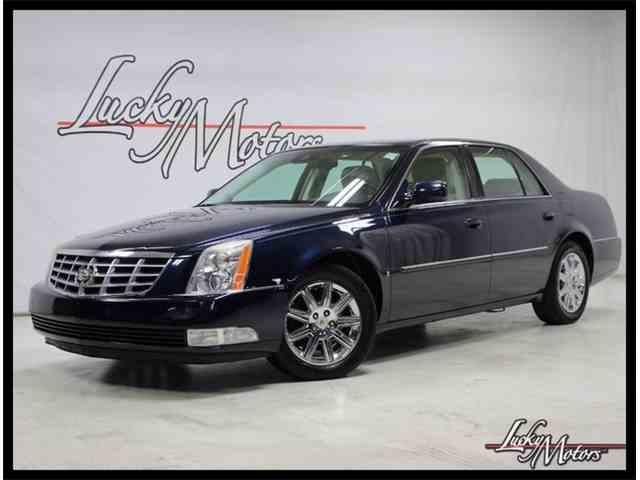 2009 Cadillac DTS   1039844