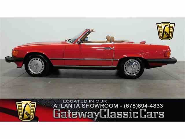 1986 Mercedes-Benz 560SL | 1039847