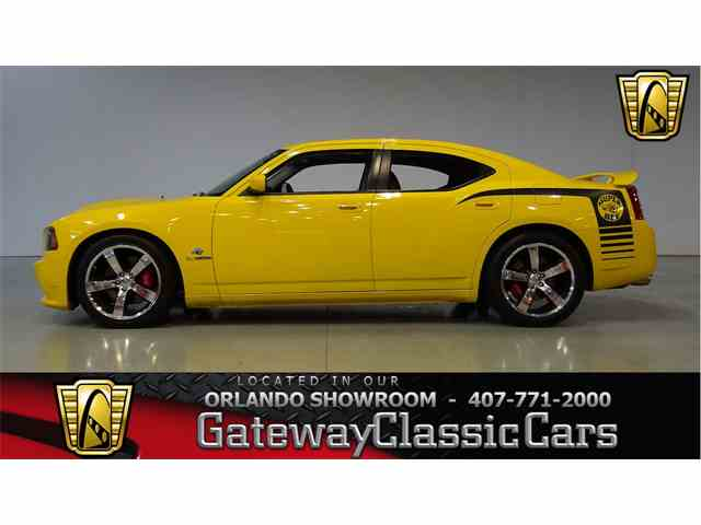 2007 Dodge Charger   1039857
