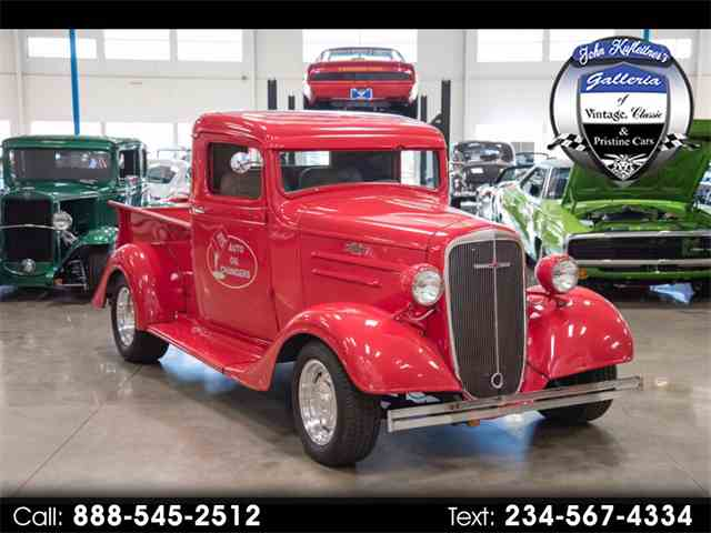 Picture of '36 1/2 Ton Pickup - MAD5
