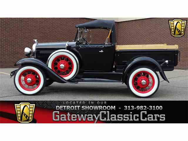 1931 Ford Model A | 1039875