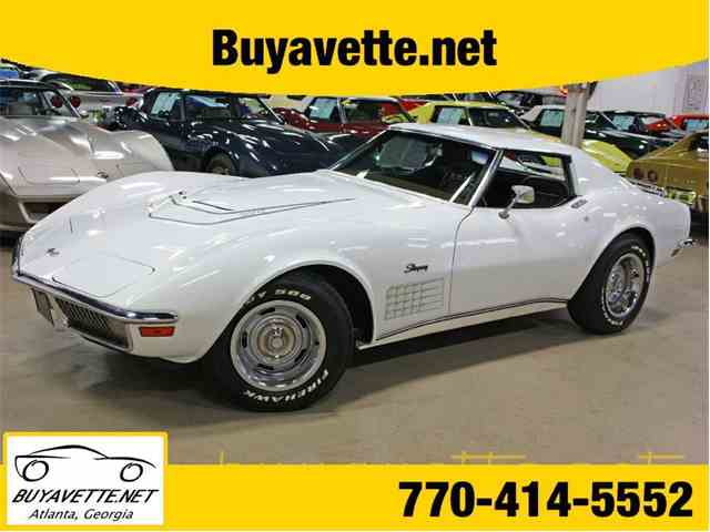 Picture of '71 Corvette - MADT