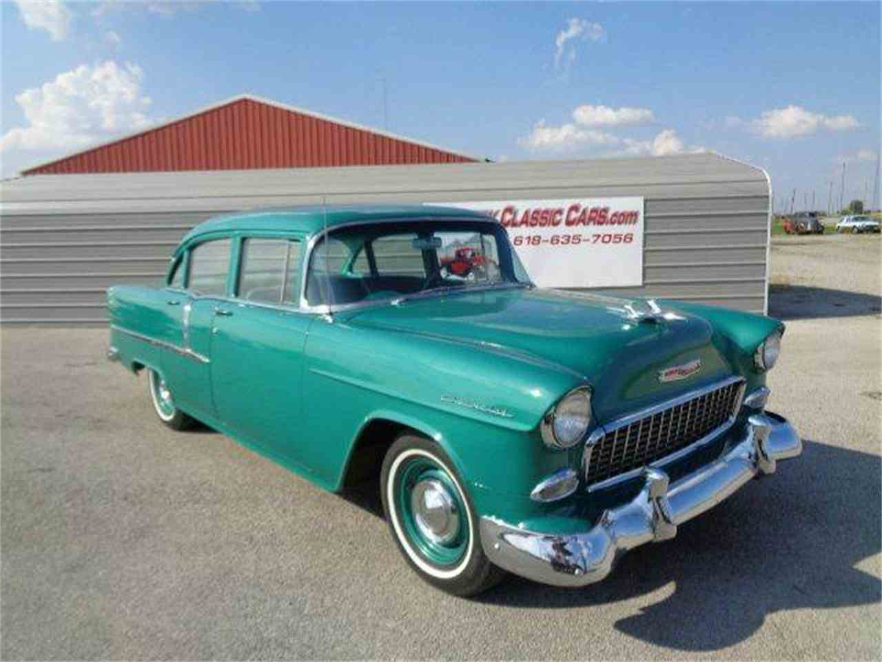 Large Picture of '55 4-Dr Sedan - MADY