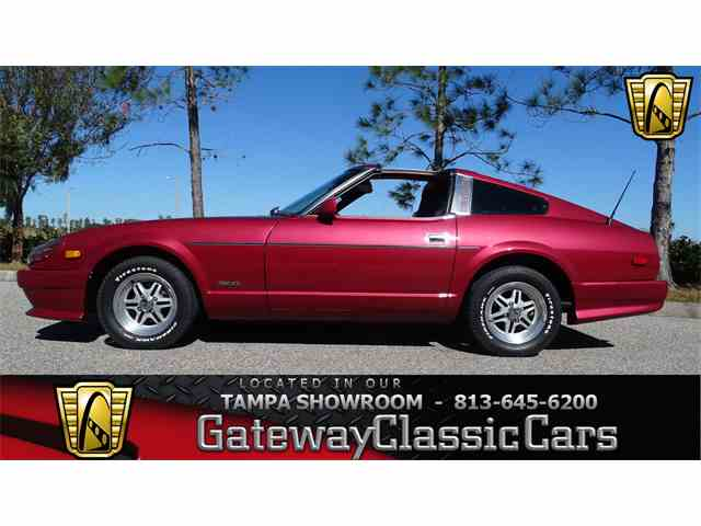 Picture of 1981 Datsun 280ZX located in Florida - $11,995.00 - MAE1