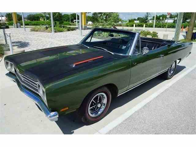 1969 Plymouth Road Runner Convertible | 1039906