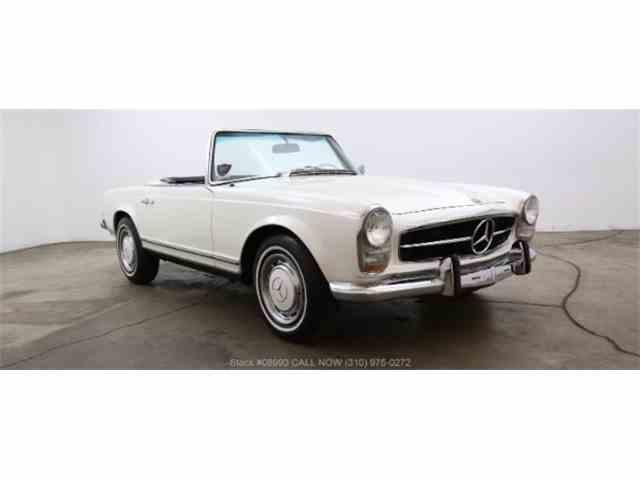 1967 Mercedes-Benz 230SL | 1039909