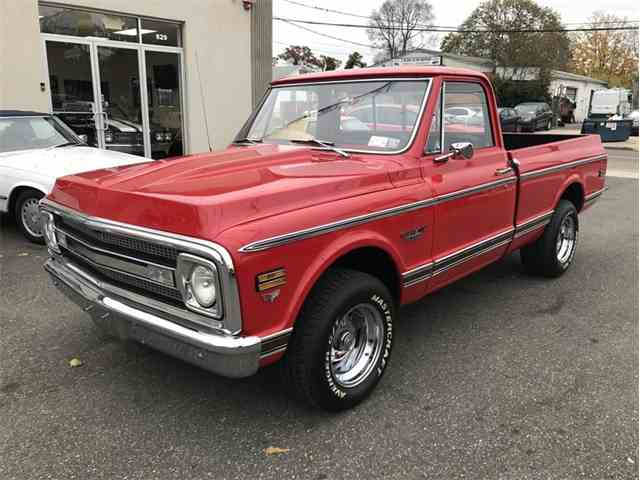 Picture of '69 C10 - MAEK