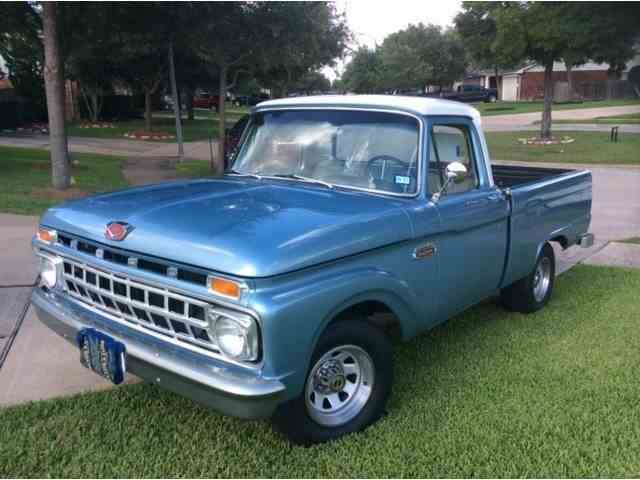 1965 Ford F100 | 1039923