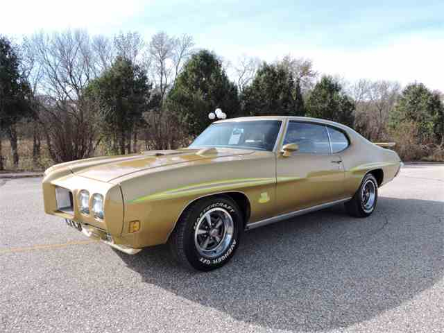 1970 Pontiac GTO | 1039925