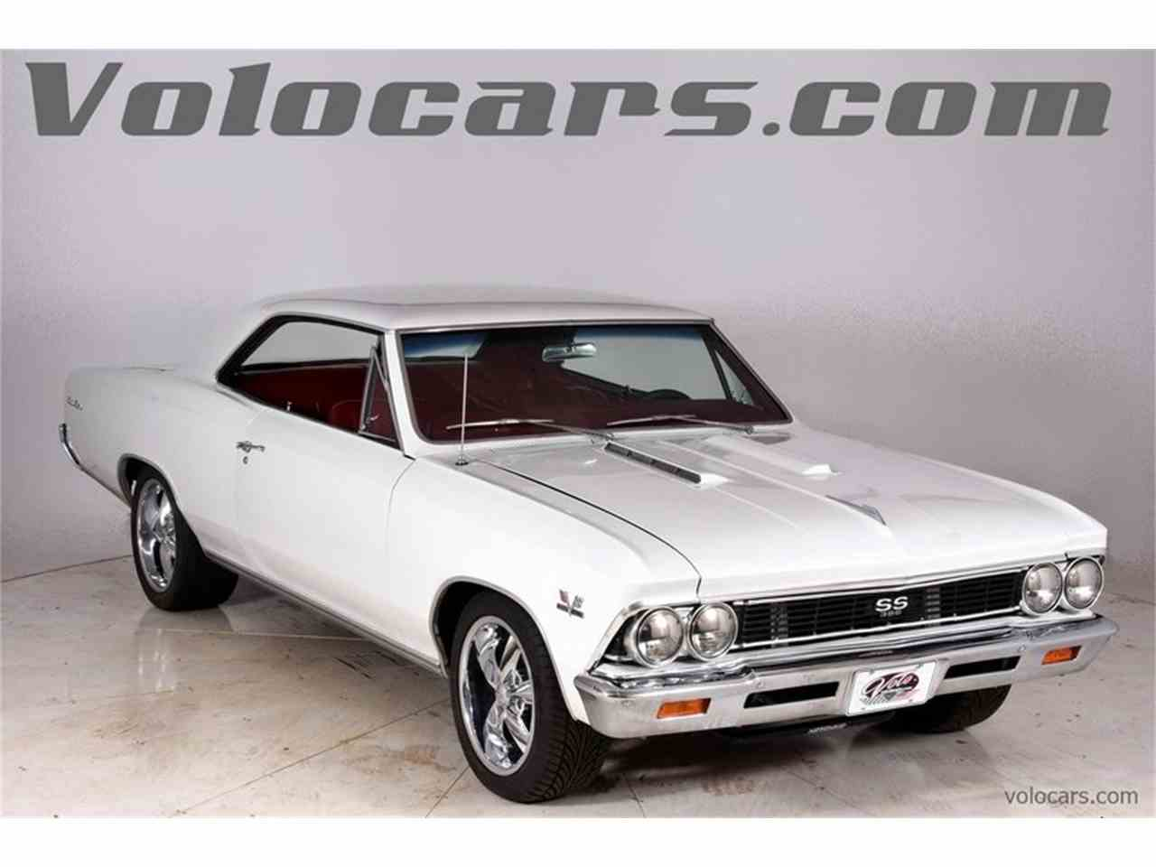 Large Picture of '66 Chevelle - MAEW
