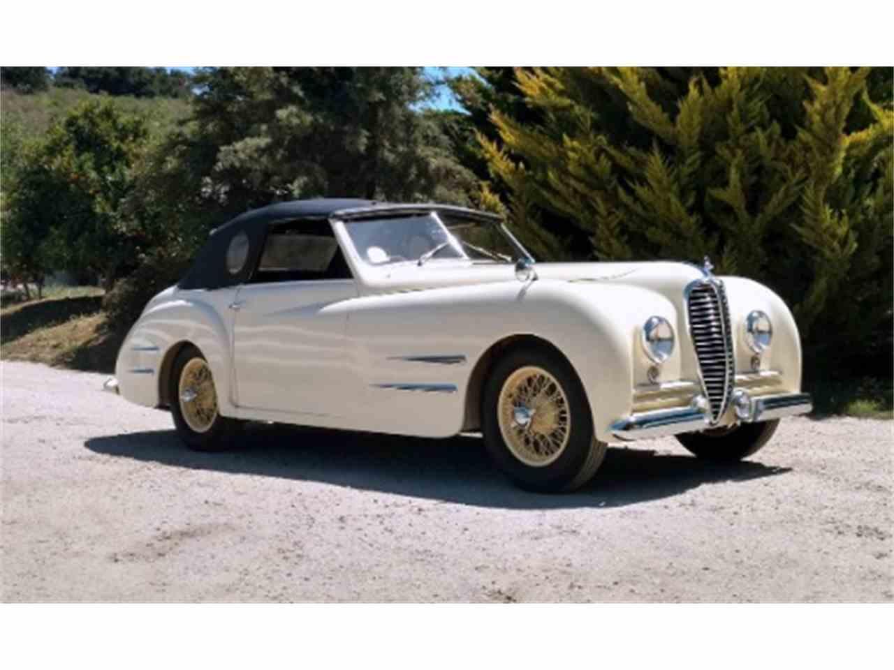 1949 Delahaye 135M for Sale - CC-1039929