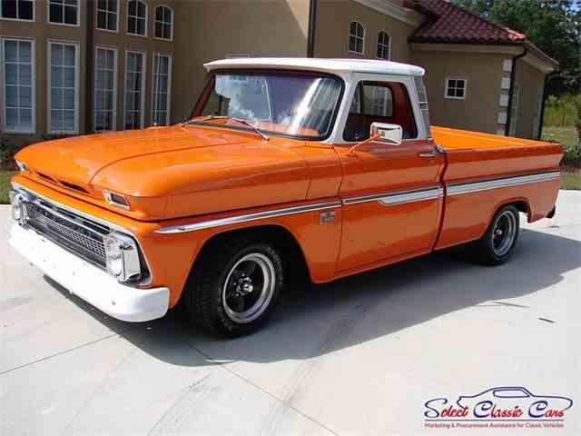 1966 Chevrolet C/K 10 | 1030993