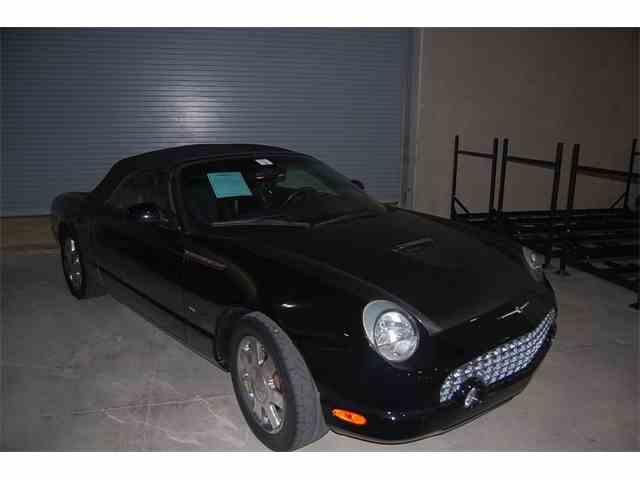 2002 Ford Thunderbird   1039932