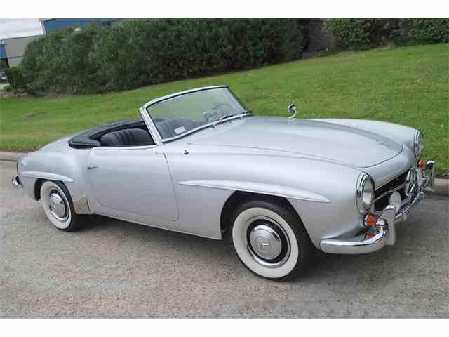 1956 Mercedes-Benz 190SL | 1039933