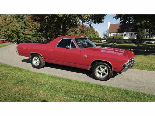 1969 Chevrolet El Camino | 1039934