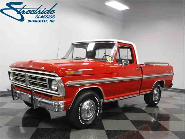 Picture of '72 F100 - MAF3