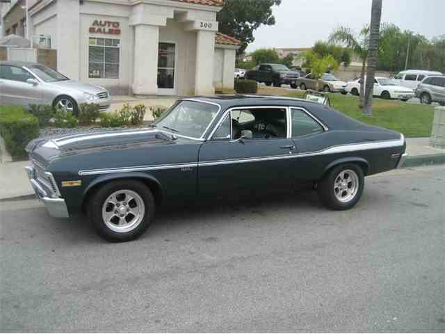 Picture of '72 Nova Yenko - MAF5