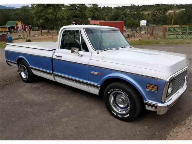 1972 Chevrolet C10 | 1030994