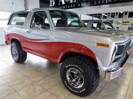 1986 Ford Bronco for Sale - CC-1039952