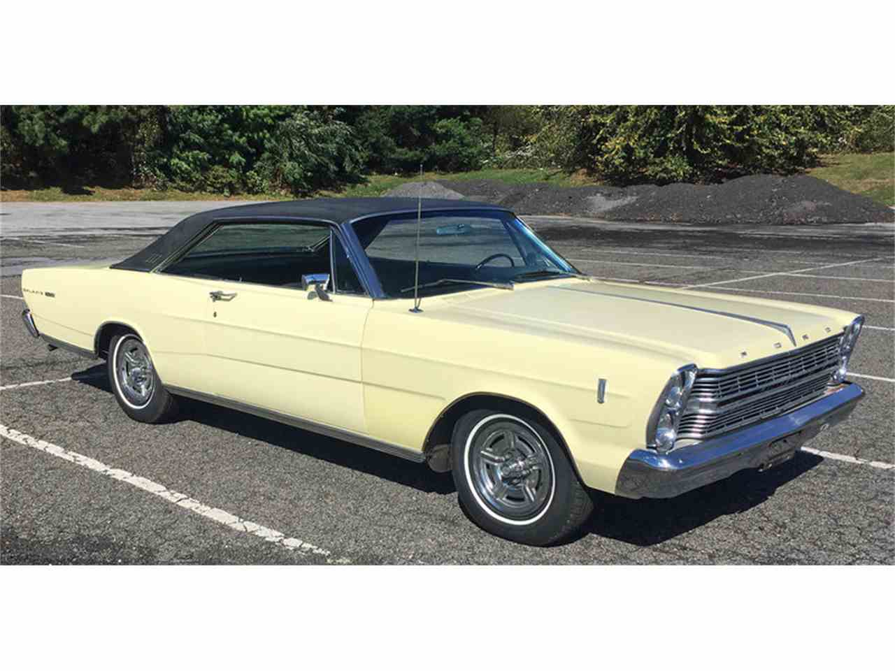 1966 Ford Galaxie 500 for Sale - CC-1039956