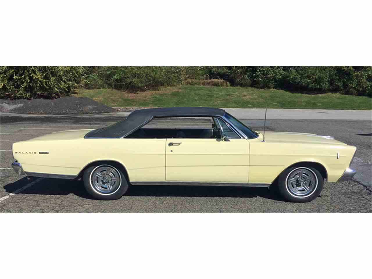 Large Picture of Classic '66 Galaxie 500 located in Pennsylvania - $14,500.00 Offered by Connors Motorcar Company - MAFO