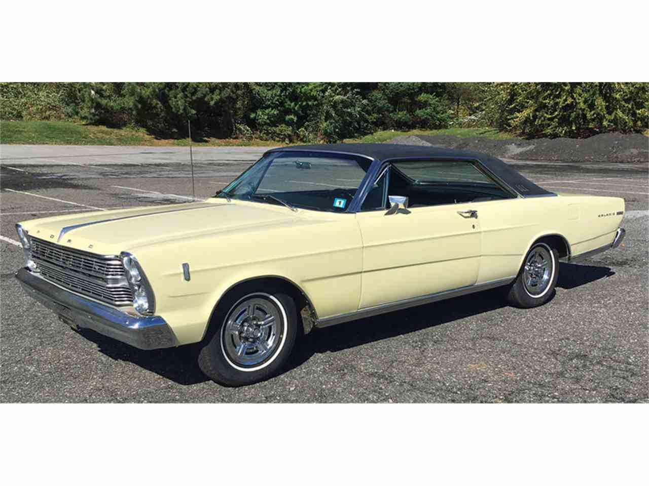 Large Picture of '66 Galaxie 500 Offered by Connors Motorcar Company - MAFO