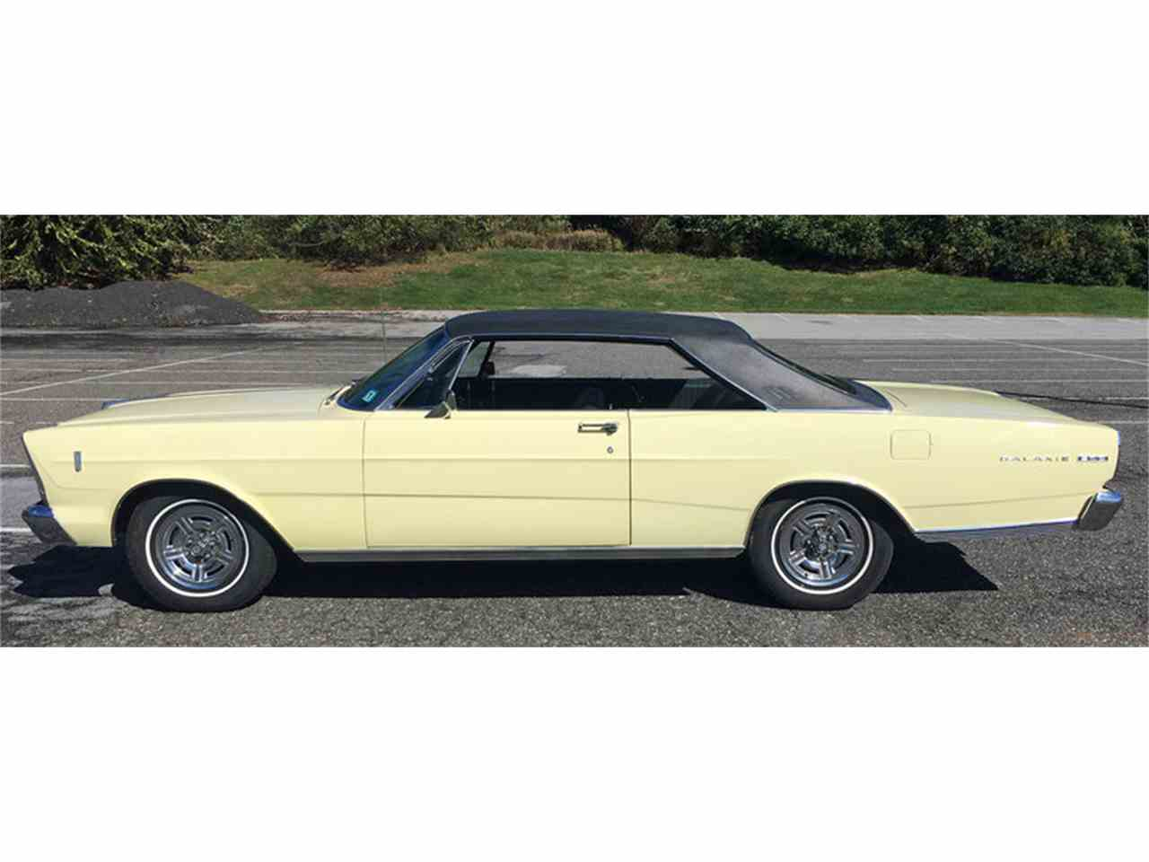 Large Picture of '66 Ford Galaxie 500 located in Pennsylvania - $14,500.00 Offered by Connors Motorcar Company - MAFO