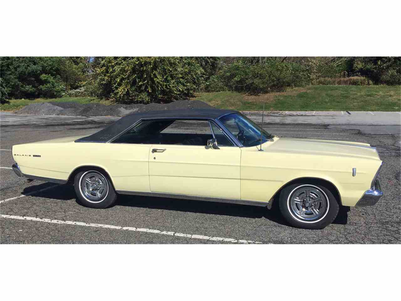 Large Picture of 1966 Ford Galaxie 500 located in West Chester Pennsylvania - $14,500.00 Offered by Connors Motorcar Company - MAFO
