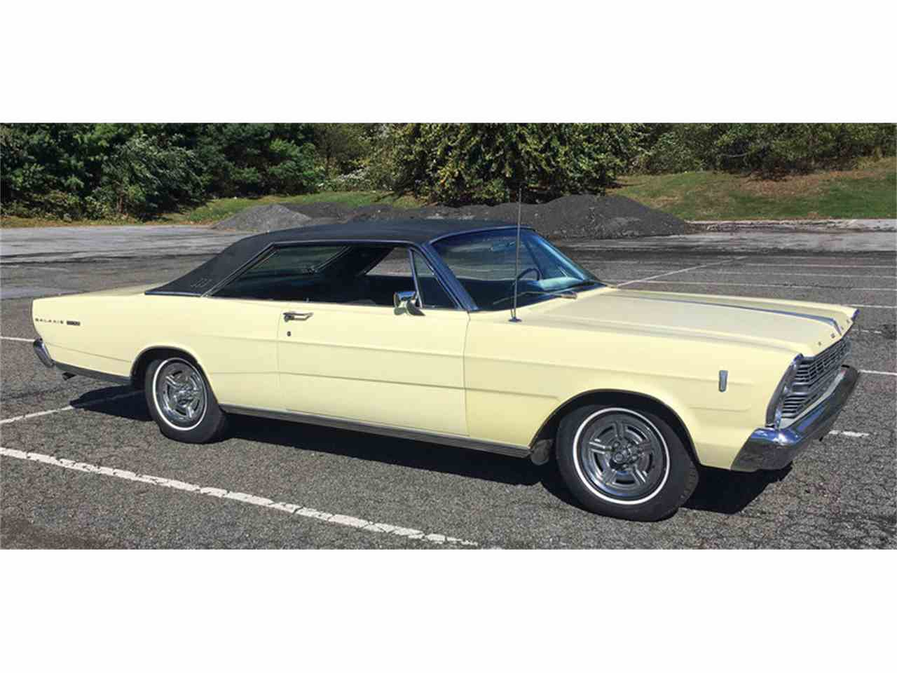 Large Picture of '66 Ford Galaxie 500 Offered by Connors Motorcar Company - MAFO
