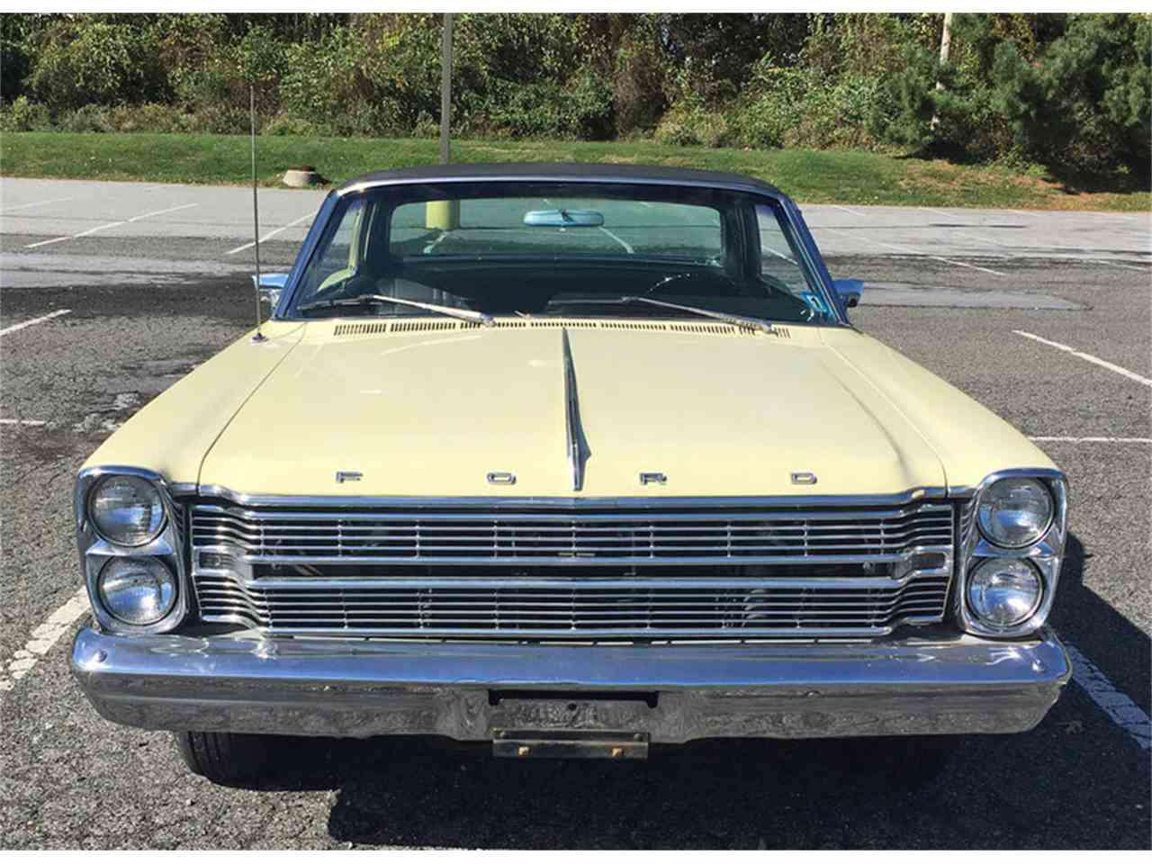 Large Picture of '66 Ford Galaxie 500 - $14,500.00 Offered by Connors Motorcar Company - MAFO