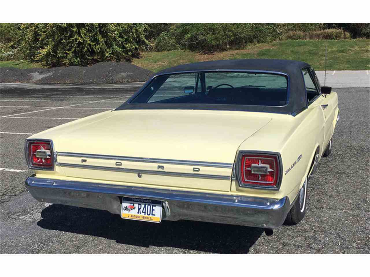 Large Picture of 1966 Galaxie 500 located in West Chester Pennsylvania - $14,500.00 Offered by Connors Motorcar Company - MAFO