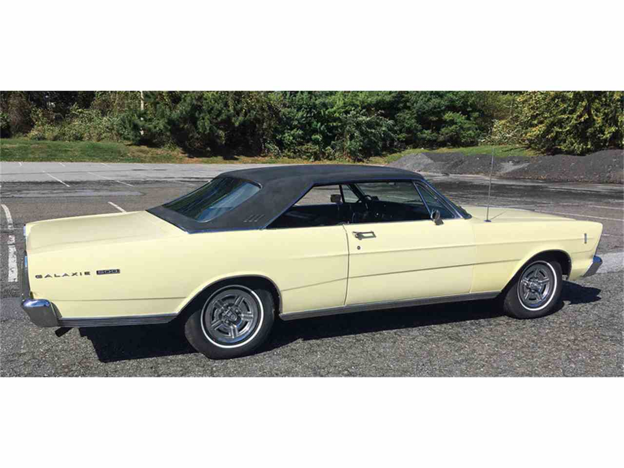 Large Picture of Classic 1966 Ford Galaxie 500 - $14,500.00 Offered by Connors Motorcar Company - MAFO