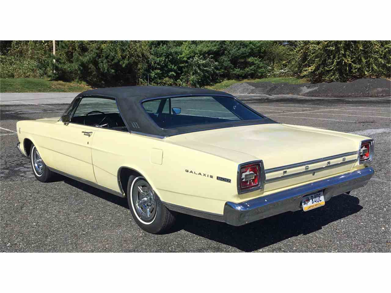 Large Picture of '66 Galaxie 500 - $14,500.00 Offered by Connors Motorcar Company - MAFO