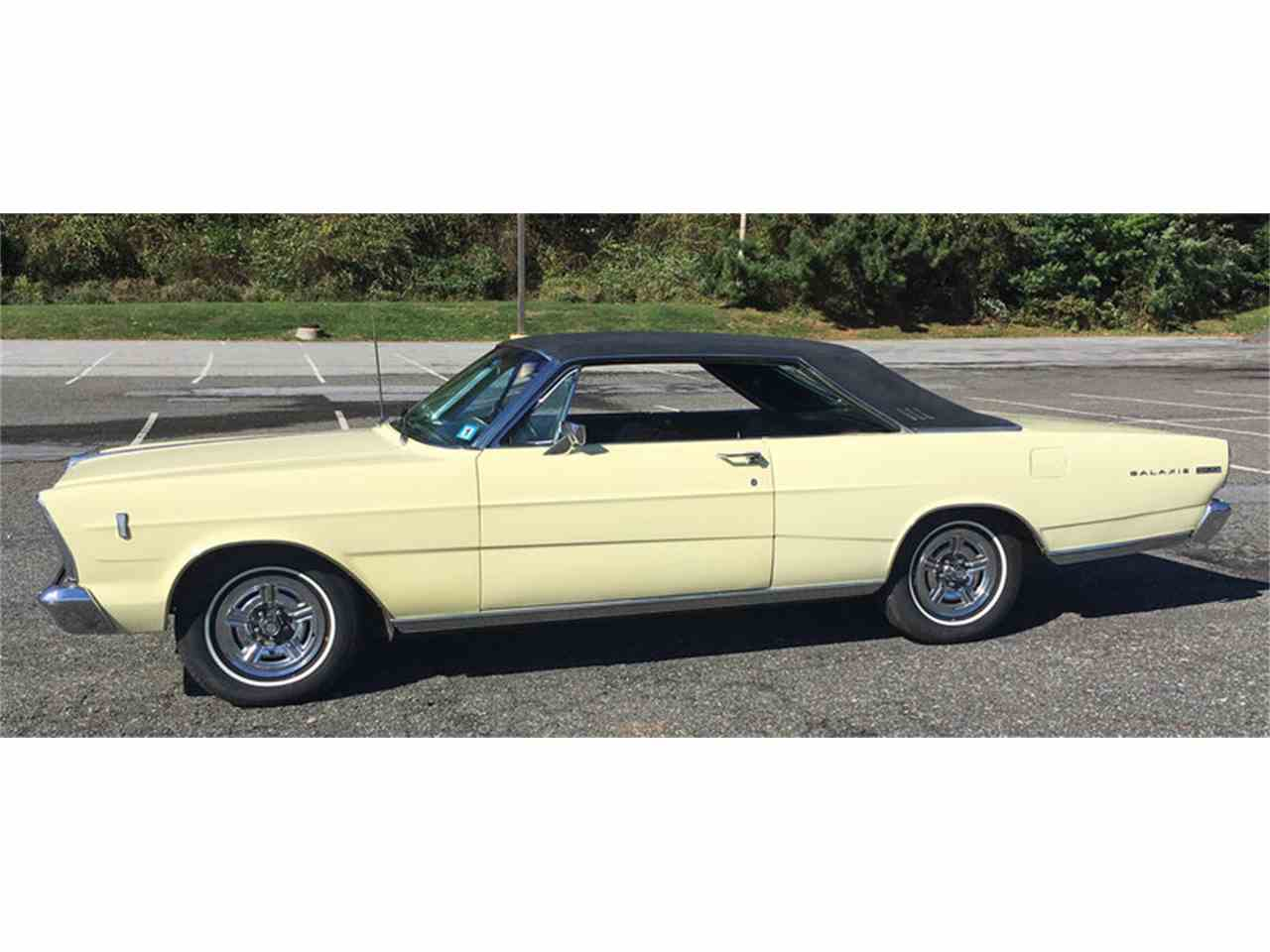 Large Picture of Classic 1966 Galaxie 500 - $14,500.00 Offered by Connors Motorcar Company - MAFO