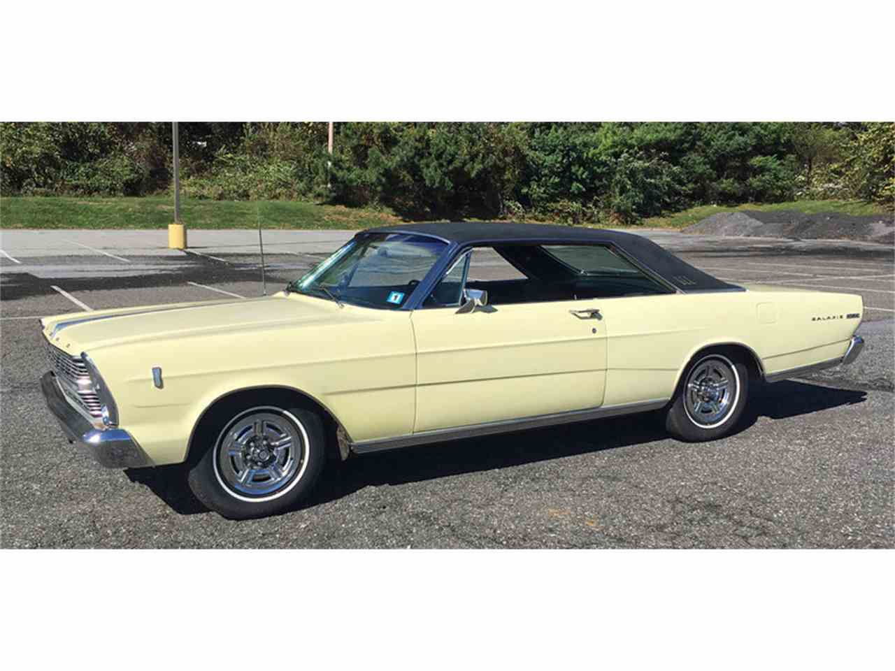 Large Picture of 1966 Ford Galaxie 500 - MAFO