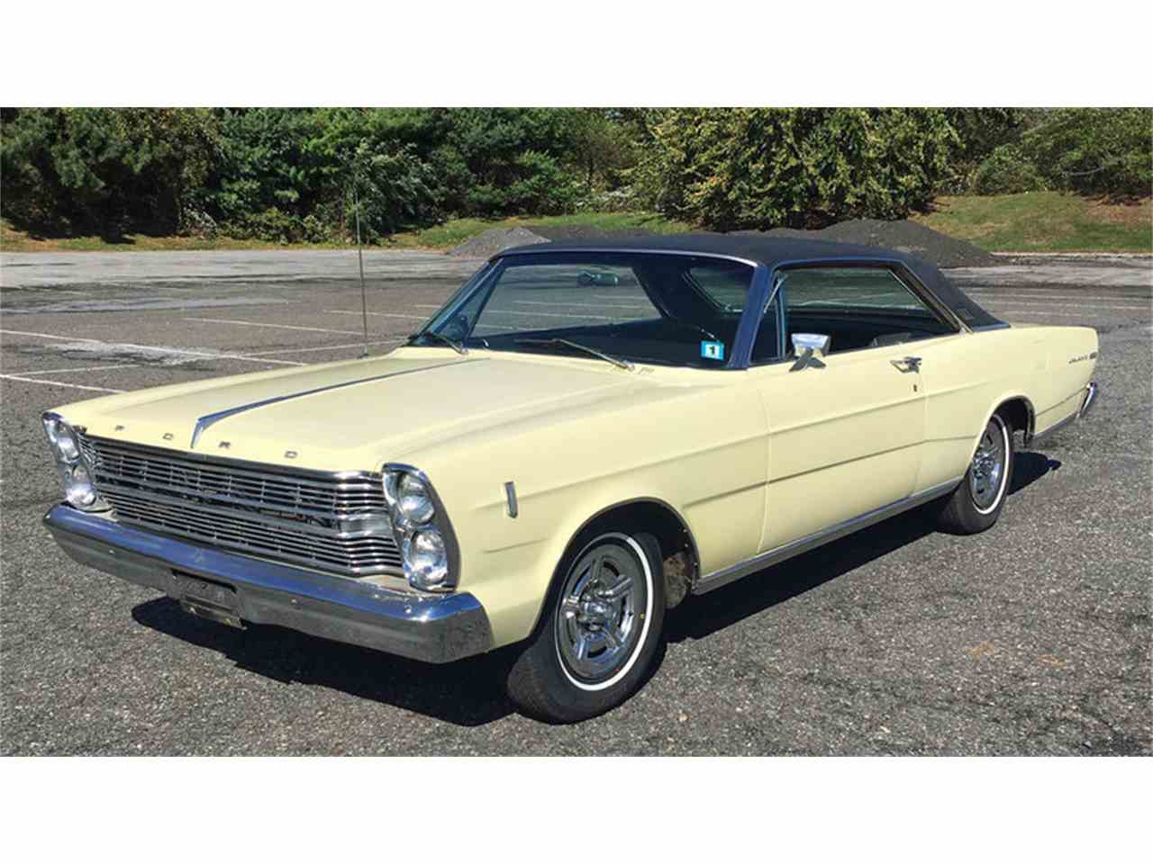 Large Picture of '66 Ford Galaxie 500 located in Pennsylvania - MAFO