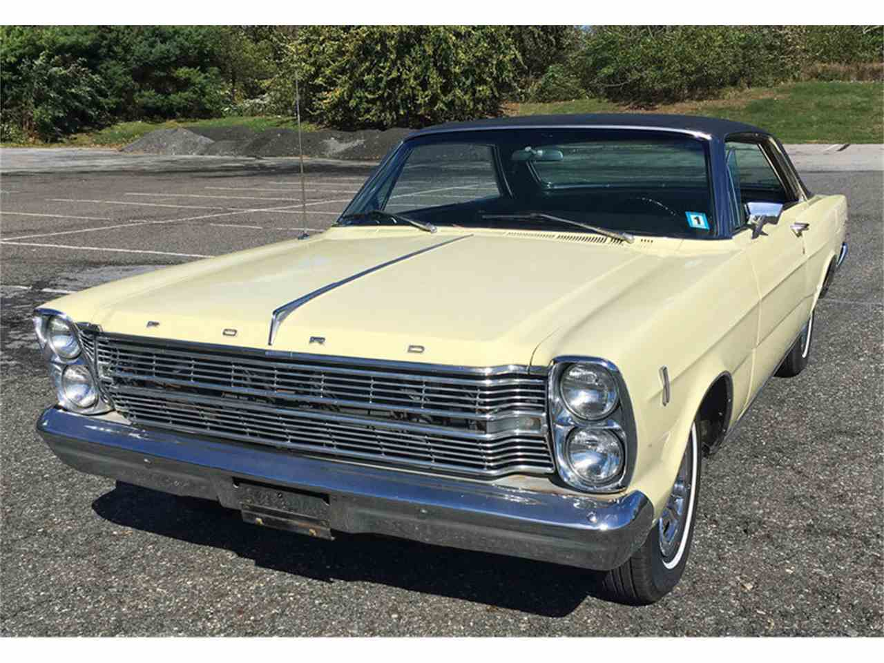 Large Picture of Classic 1966 Galaxie 500 located in West Chester Pennsylvania - $14,500.00 Offered by Connors Motorcar Company - MAFO