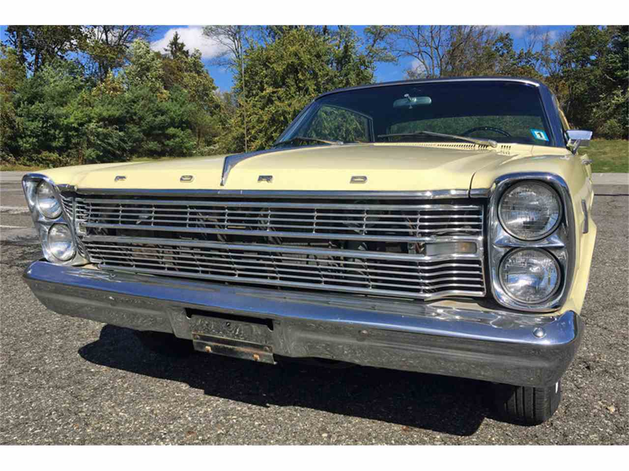 Large Picture of Classic 1966 Galaxie 500 located in West Chester Pennsylvania Offered by Connors Motorcar Company - MAFO